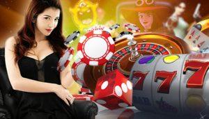 Perispan Memainkan Permainan Judi Slot Online