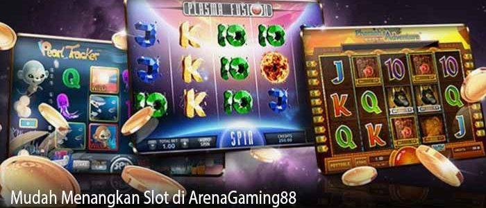 Mudah Menangkan Slot di ArenaGaming88